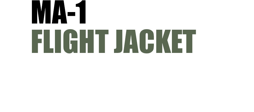 알파인더스트리 MA-1 레귤러 BLACK - 알파인더스트리, 204,200원, 아우터, 자켓