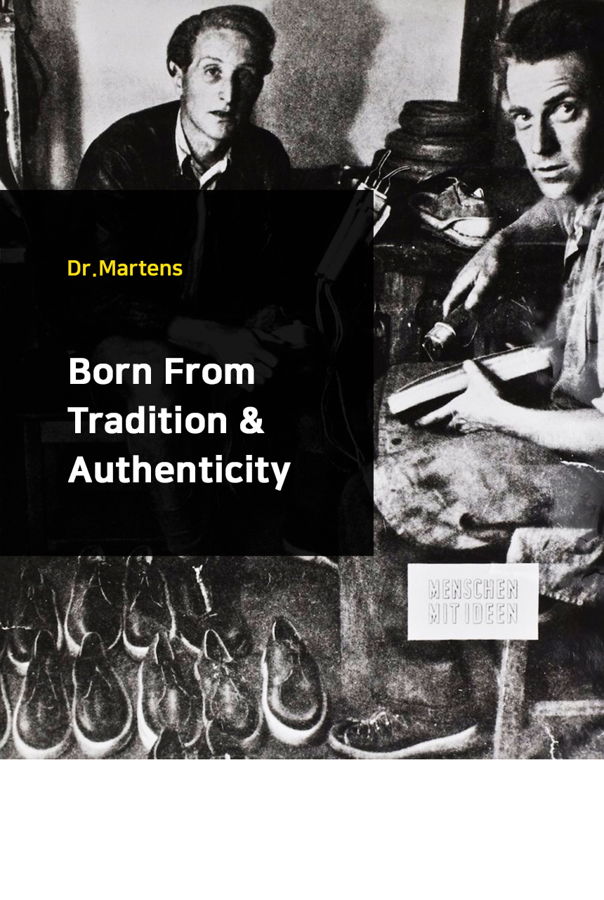 닥터마틴(DR.MARTENS) 닥터마틴 아드리안 블랙 14573001