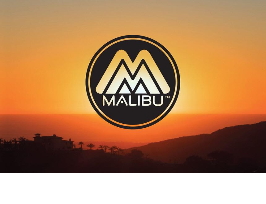 말리부샌들(MALIBU SANDALS) 캐년 블랙/화이트 NYLON