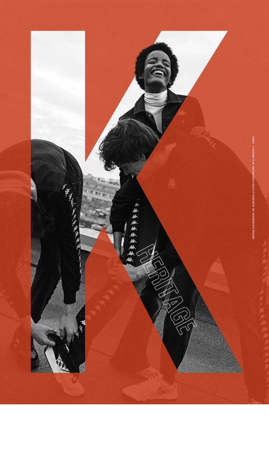 카파(KAPPA) 222반다 챔프 맥스 운동화 블랙 KKWK331M3